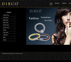 DIRCO Jewelry & Clothing Accessories